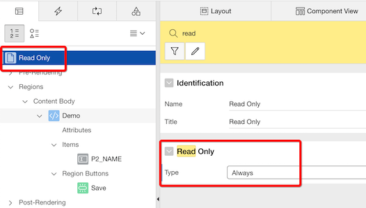 APEX Read Only Mode: Page Processes   TalkApex